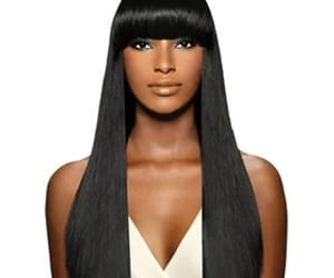 lace front wigs, virgin human hair, and synthetic wigs image