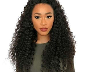 human hair wigs, celebrity wigs, and cheap wigs image