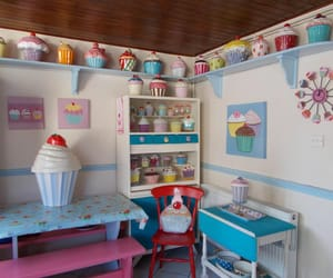 cucina, cupcake, and home decor image