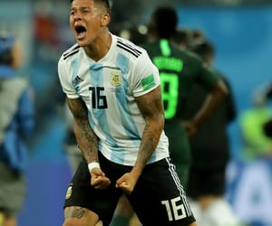 argentina, marcos rojo, and argentina nt image