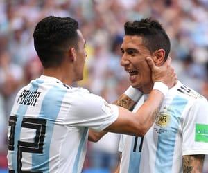 argentina, di maria, and argentina nt image