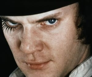 eyes, psychopath, and movie image