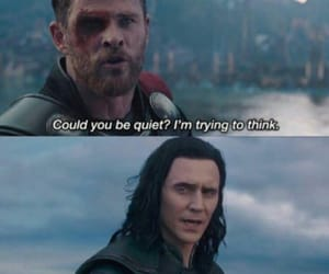 Avengers, loki, and thorki image