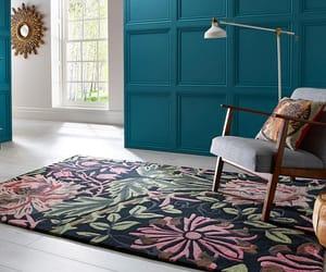 designer rugs, honeysuckle, and luxmi image