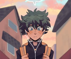 gif, mha, and my hero academia image