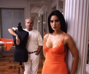 bellucci, fashion, and gianni image