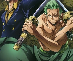 sanji and zoro image