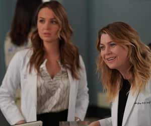 meredith grey, grey's, and jo wilson image