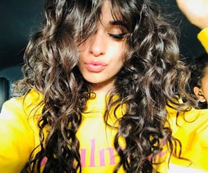 camila cabello, camila, and hair image