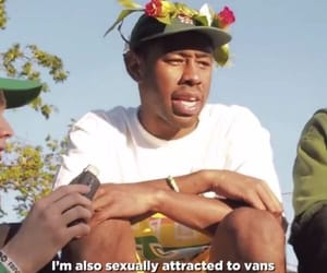 quotes, vans, and tyler the creator image