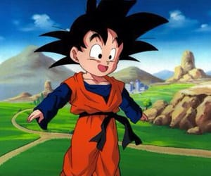 dragon ball and son goten image