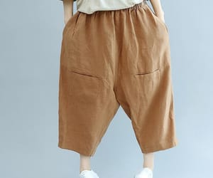 etsy, women pants, and loose pants image