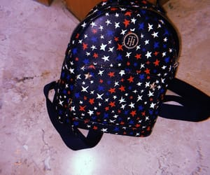 backpack, blue, and july image