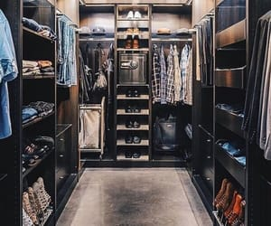 closet and wardrobe image
