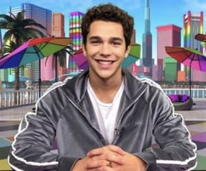 Austin, celebrity, and curls image