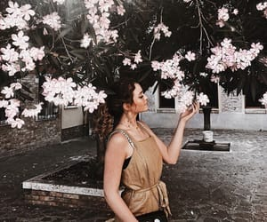 fashion, aesthetic, and flowers image