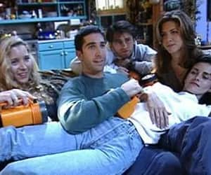 show, friends, and tv image