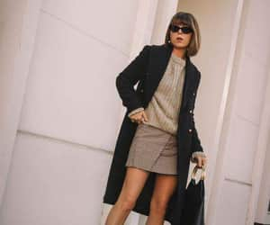 ankleboots, my look, and coats image