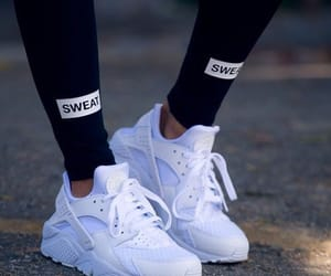 footwear, huarache, and sneakers image