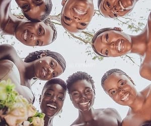 beauty, besties, and bridesmaids image