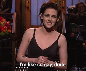 gay, kristen stewart, and lol image