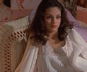 that 70s show, Mila Kunis, and aesthetic image