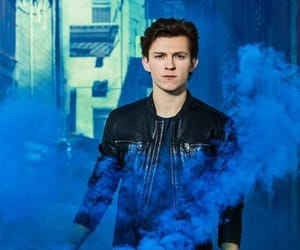 Marvel and tom holland image