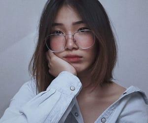 asian and short hair image