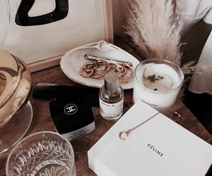 celine, chanel, and fashion image