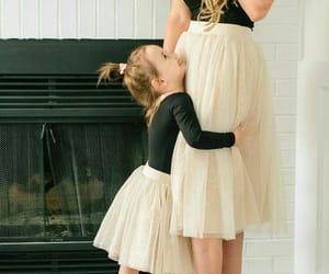 sisters and skirt image