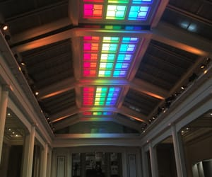 colors, ligth, and musée image