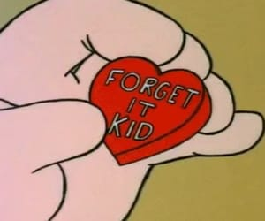 heart and forget image