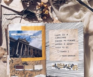 journal, art, and inspiration image