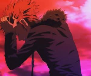 anime, gif, and K image