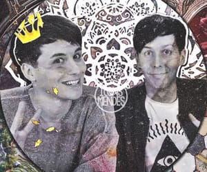 icons, dinah jane, and dan and phil image