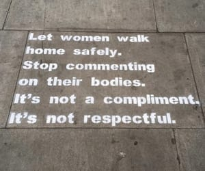 quotes, respect, and woman image