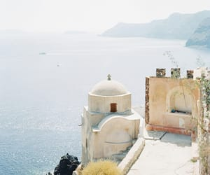 architecture, buildings, and Greece image