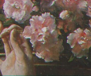 aphrodite, flowers, and painting image