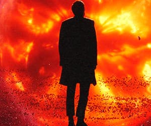 doctor who, time lord, and gif image