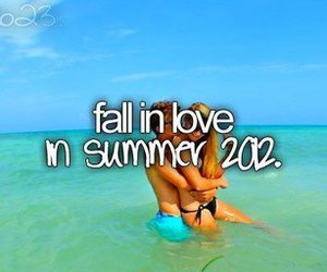 love, summer, and 2012 image