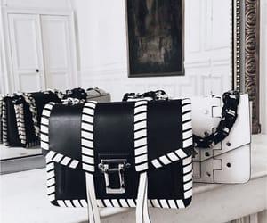 bag, fashion, and chic image