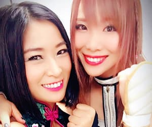 xia li, wwe, and kairi sane image