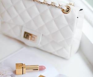 fashion, beautiful, and lipstick image