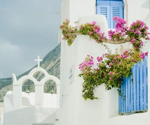 Greece, santorini, and travel image