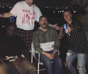 daily, justin bieber, and post malone image