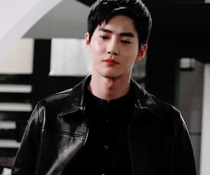 suho, exo, and icon image
