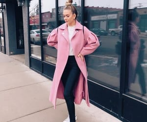 black, pink, and style image