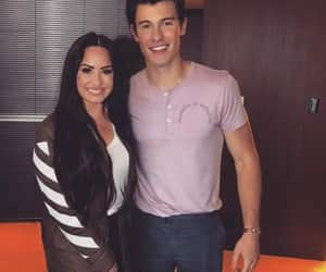 demi lovato and shawn mendes image