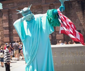 4th of july, United States of America, and new york image