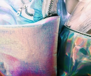 glitter, hologram, and sparkly image